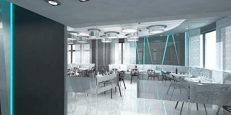 nowoczesne wnętrza hotelowe