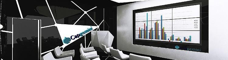 designerskie wnętrze innovation room