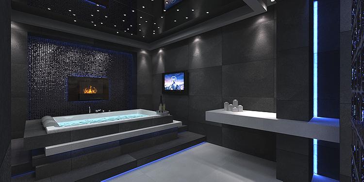 aranżacja wnętrza salonu spa