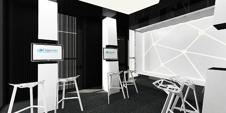 nowoczesne wnętrza biurowe