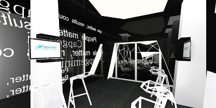 presentation room- designerska architektura wnętrza