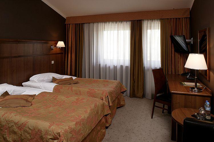 luksusowy pokój w hotelu - architektura wnętrza