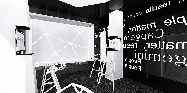 projektowanie wnętrza nowoczesnego biura