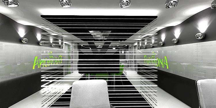 powierzchnie biurowe - nowoczesne projekty wnętrz