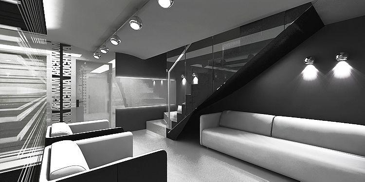 hol główny w nowoczesnym biurze