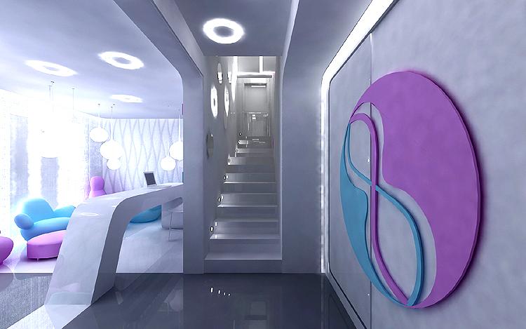 nowoczesne projekty wnętrza <a href=
