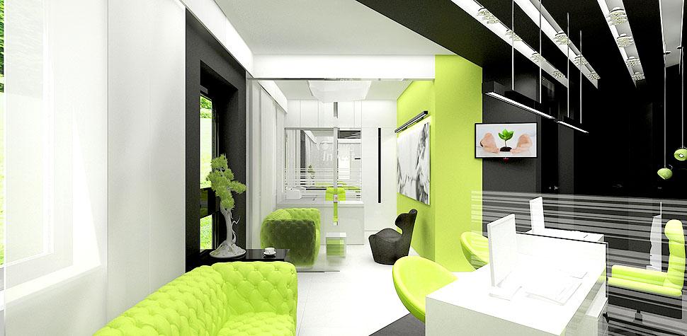 biuro wnetrza architektura