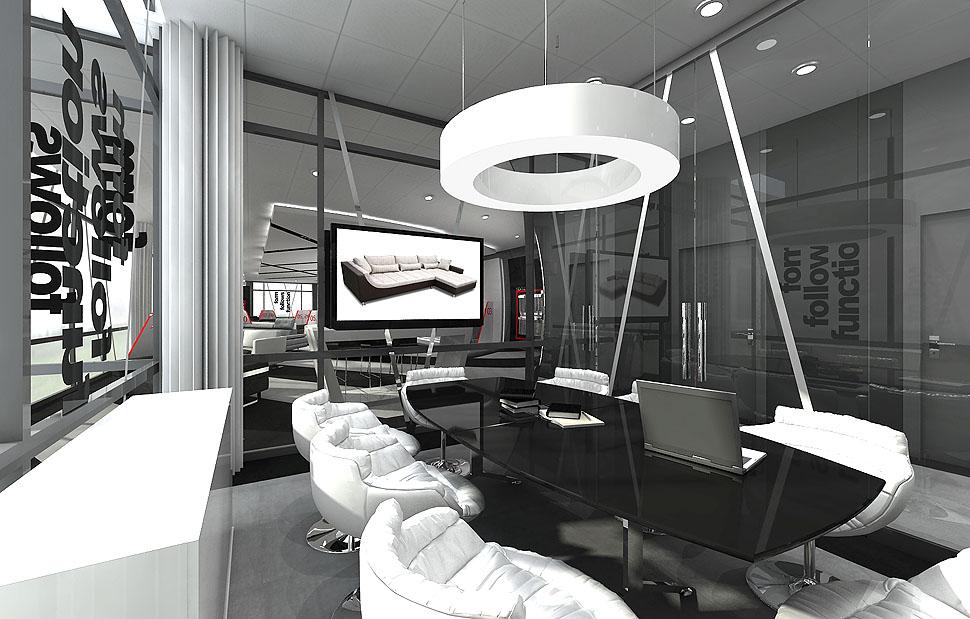 luksusowe wnetrza sala konferencyjna