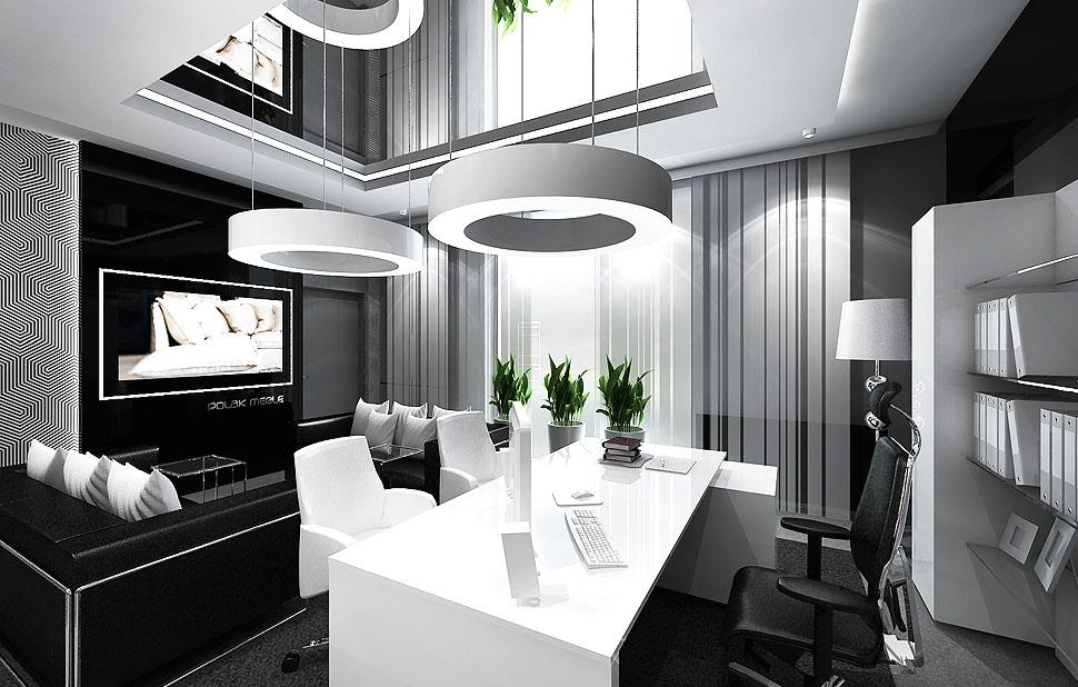 biura design aranzacja