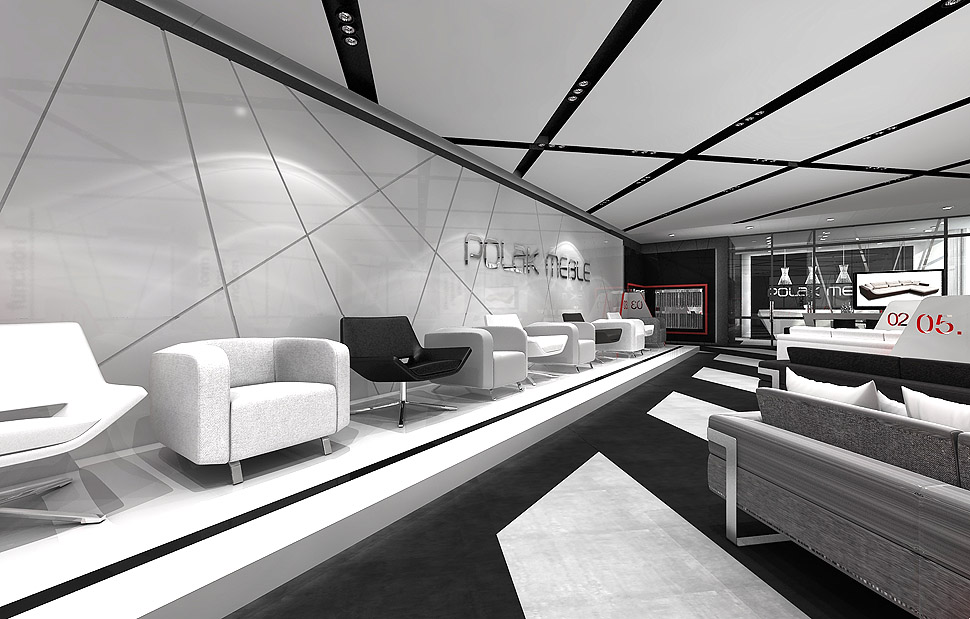 Polak meble i projekty architektura projektowanie for Meble design
